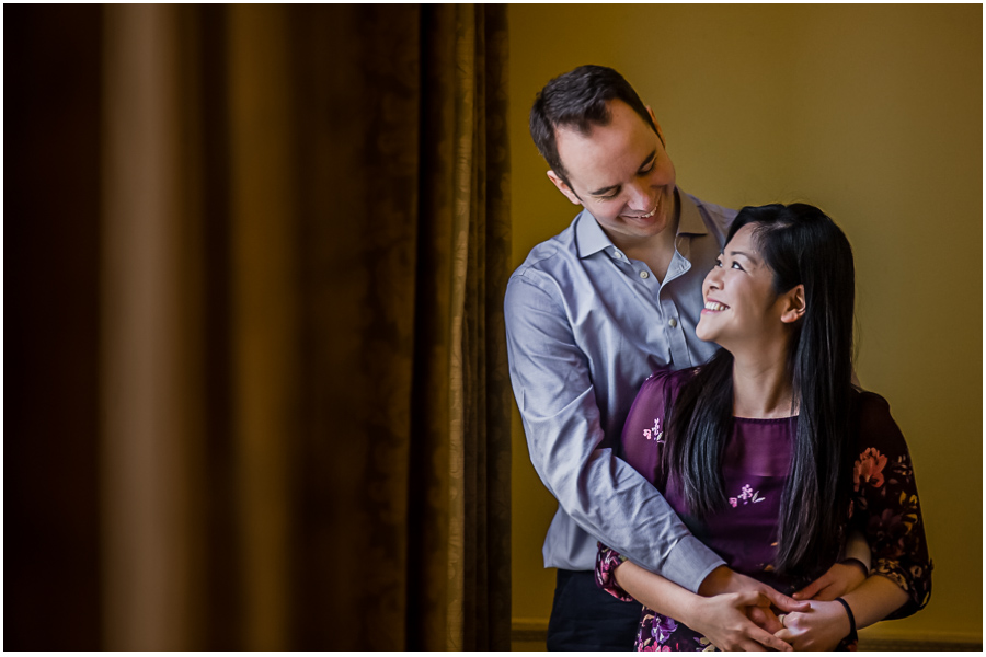 112 - Daisy and Jonathan - pre wedding photography Northcote House Sunningdale Berkshire