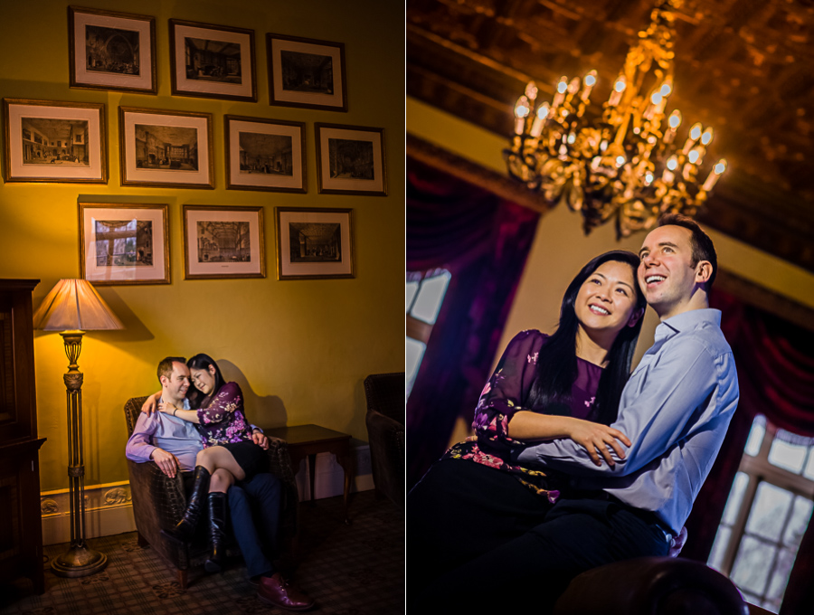 113 - Daisy and Jonathan - pre wedding photography Northcote House Sunningdale Berkshire