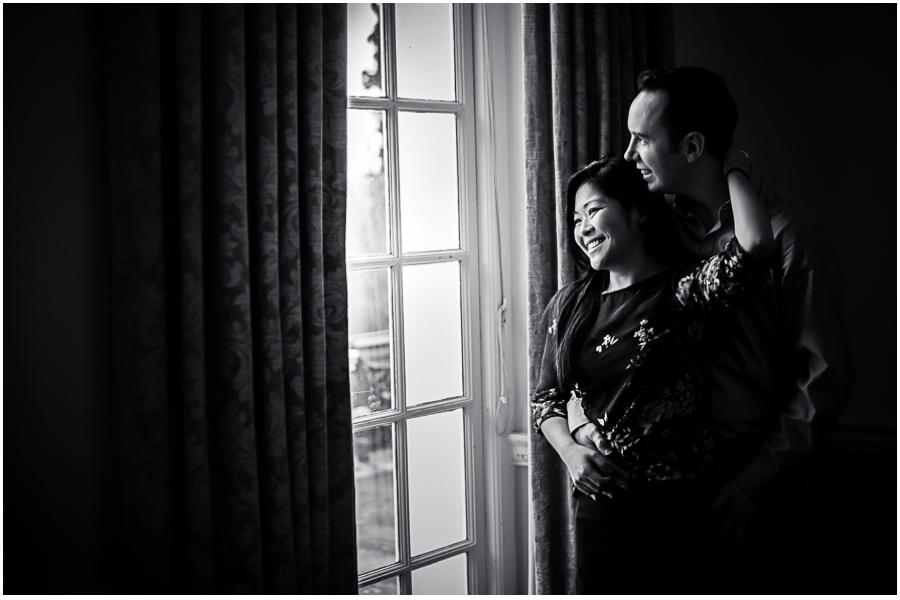212 - Daisy and Jonathan - pre wedding photography Northcote House Sunningdale Berkshire
