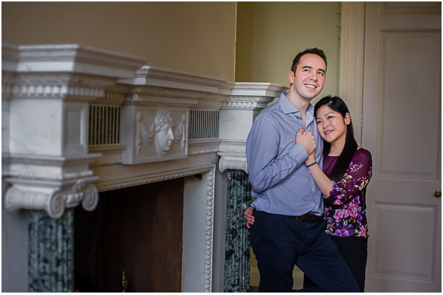 512 - Daisy and Jonathan - pre wedding photography Northcote House Sunningdale Berkshire