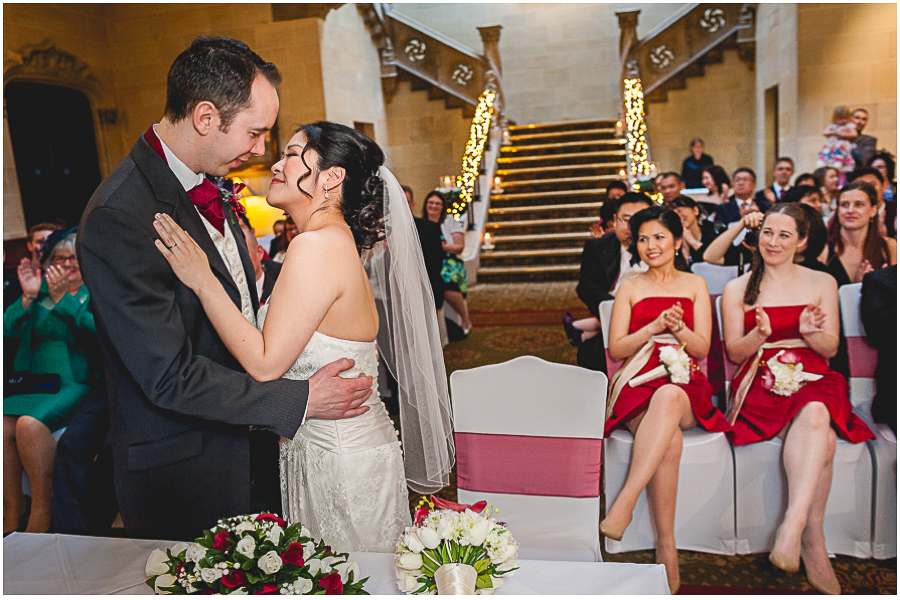 671 - Esmat and Angus - St. Ermin's Hotel London wedding photographer