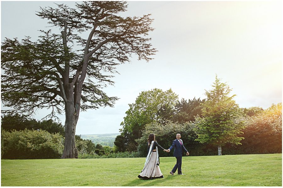 hedsor house garden wedding