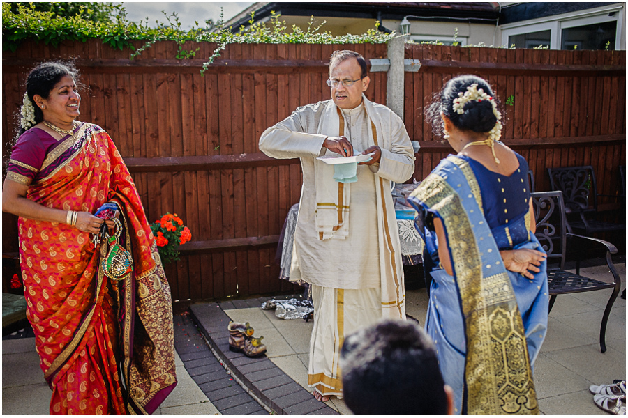 161 - Tharsen and Kathirca - Traditional Hindu Wedding Photographer