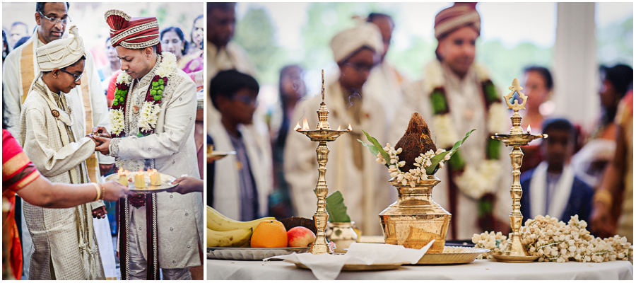 391 - Tharsen and Kathirca - Traditional Hindu Wedding Photographer