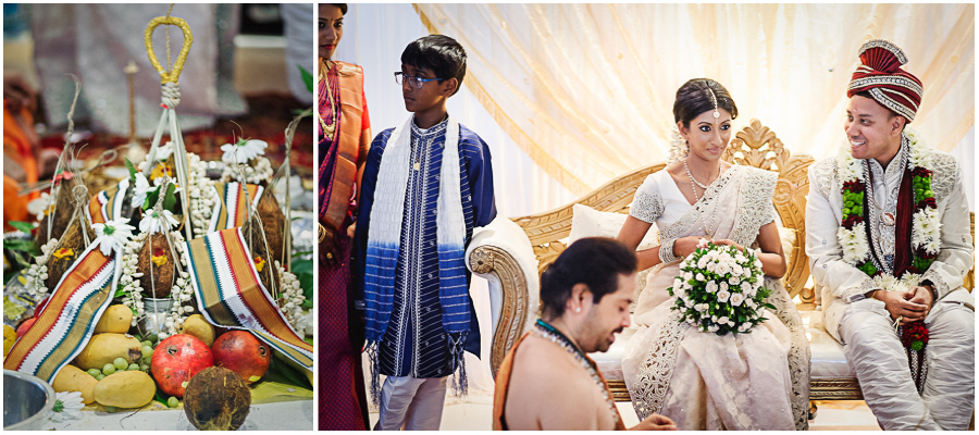 491 - Tharsen and Kathirca - Traditional Hindu Wedding Photographer