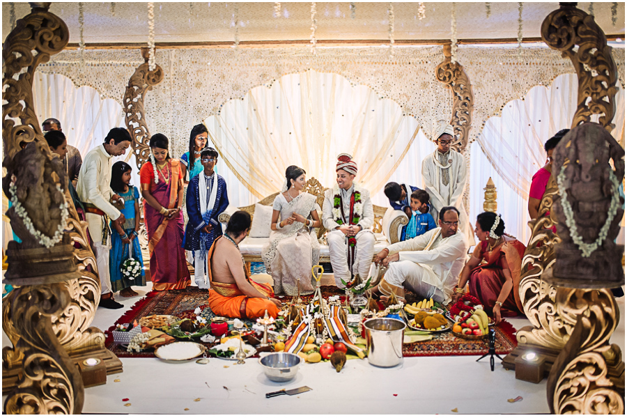 511 - Tharsen and Kathirca - Traditional Hindu Wedding Photographer