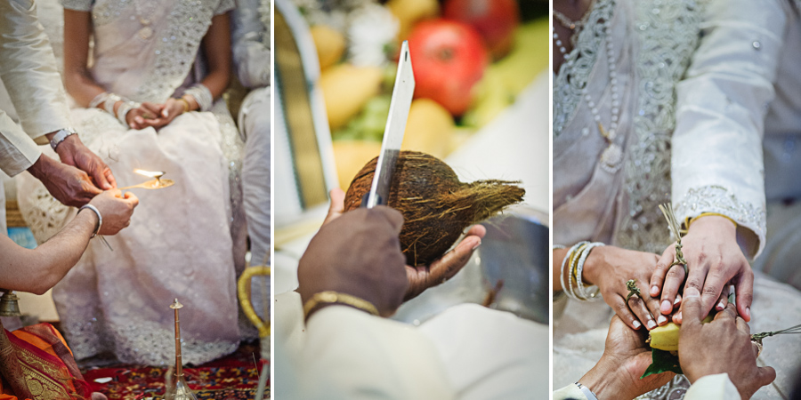 521 - Tharsen and Kathirca - Traditional Hindu Wedding Photographer