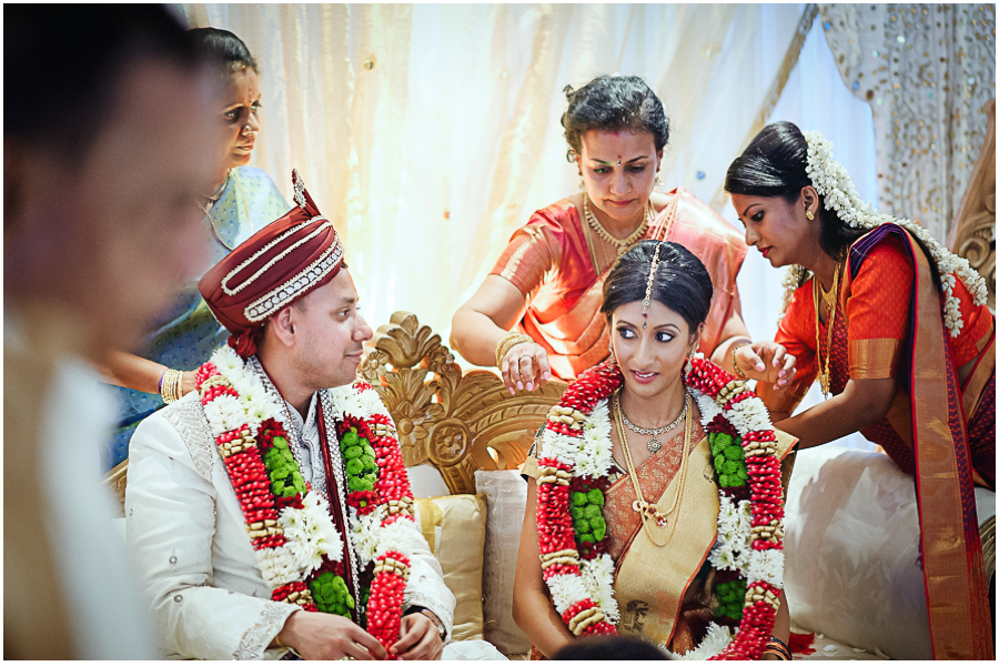 57a - Tharsen and Kathirca - Traditional Hindu Wedding Photographer