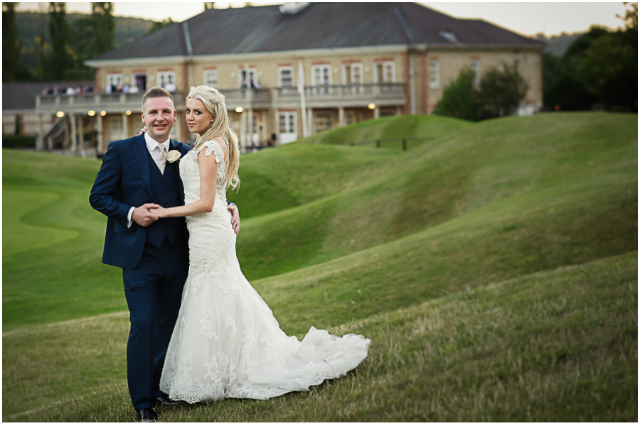 230 - Woldingham Golf Club wedding of Liane & Andreas