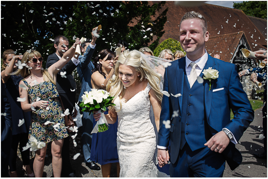 811 - Woldingham Golf Club wedding of Liane & Andreas