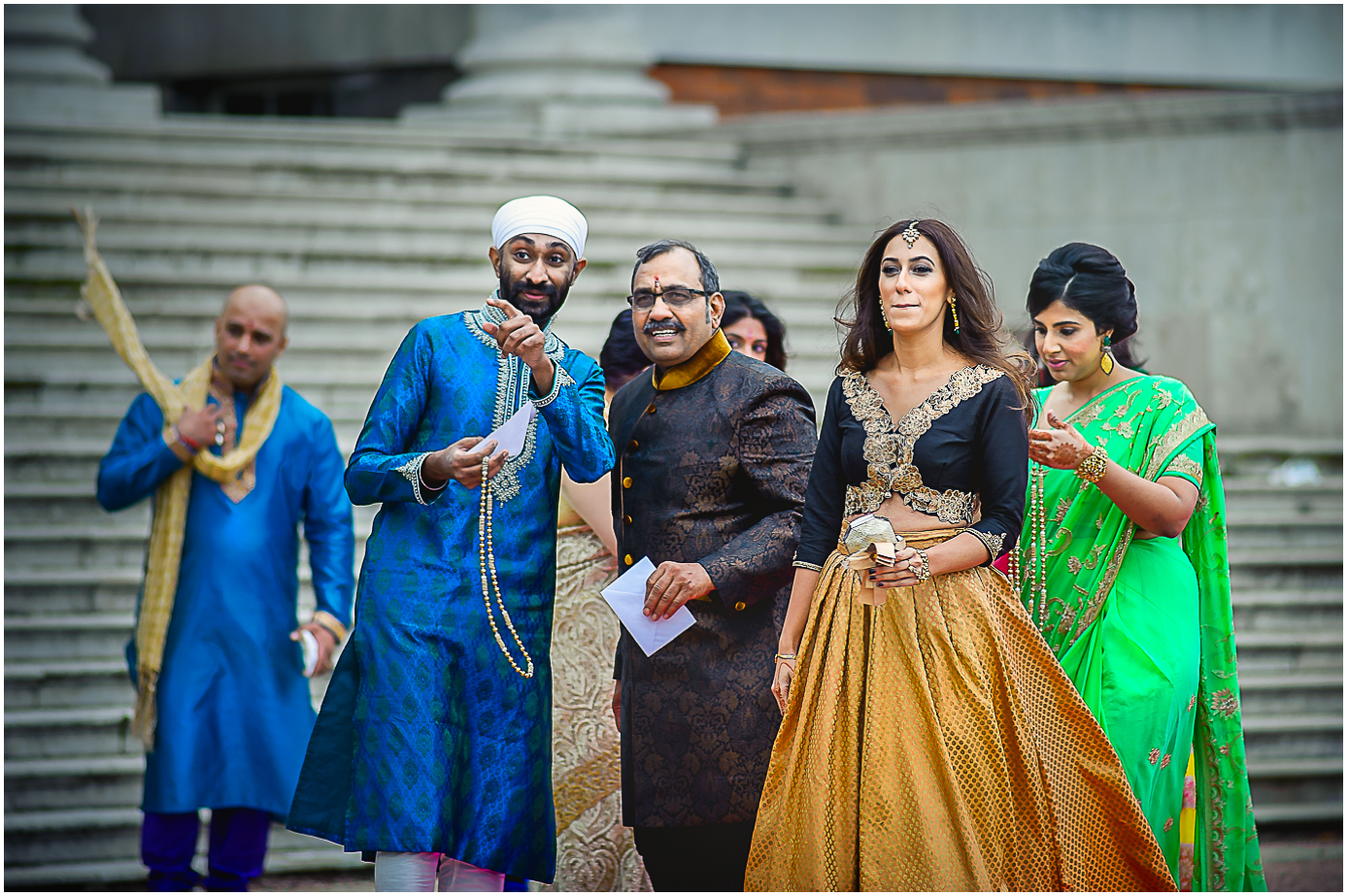 110 - Rahul and Aakrati  Wedding - Indian Wedding Photographer