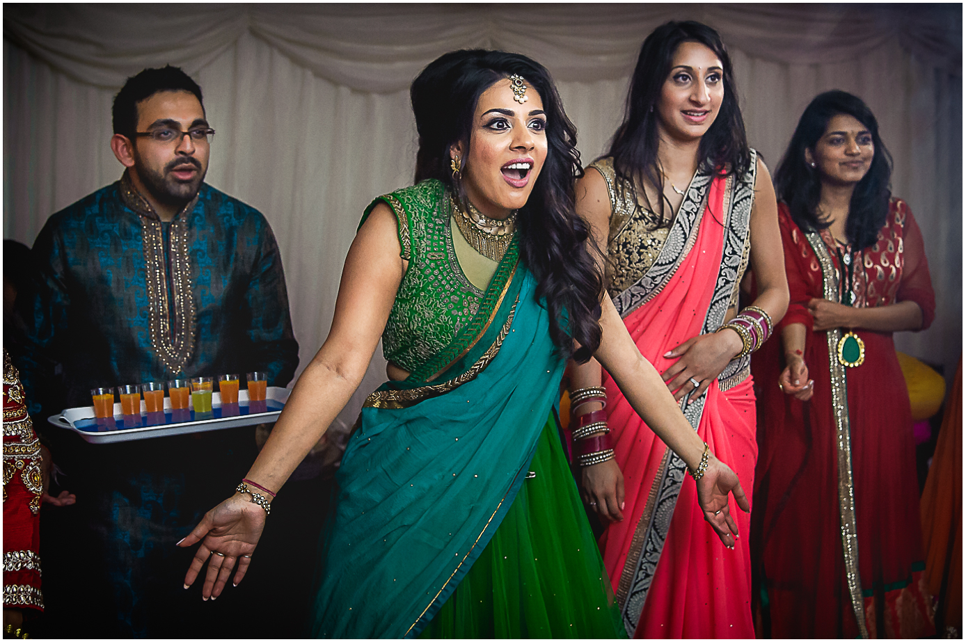 14 - Rahul and Aakrati  Wedding - Indian Wedding Photographer
