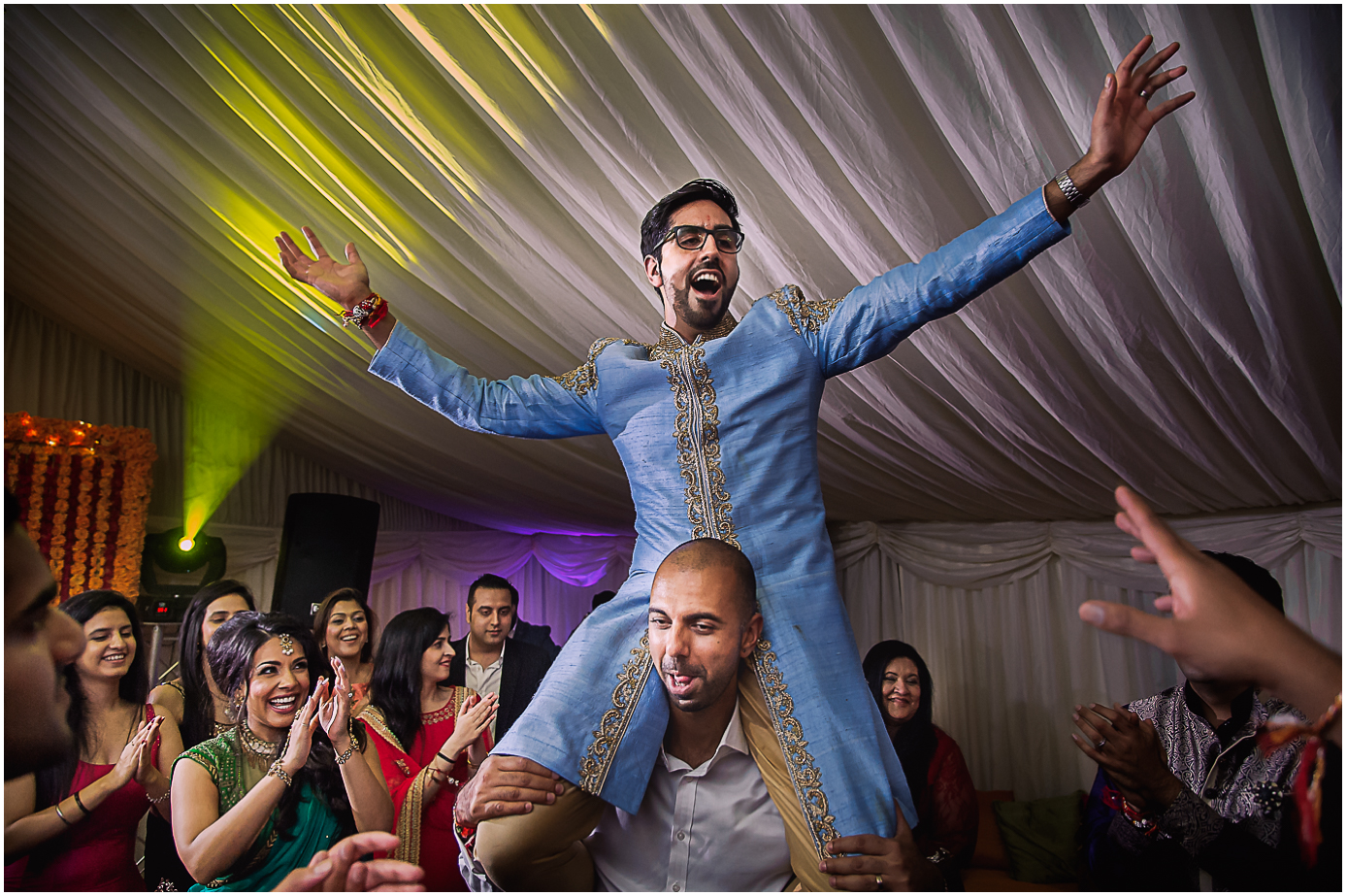 25 - Rahul and Aakrati  Wedding - Indian Wedding Photographer