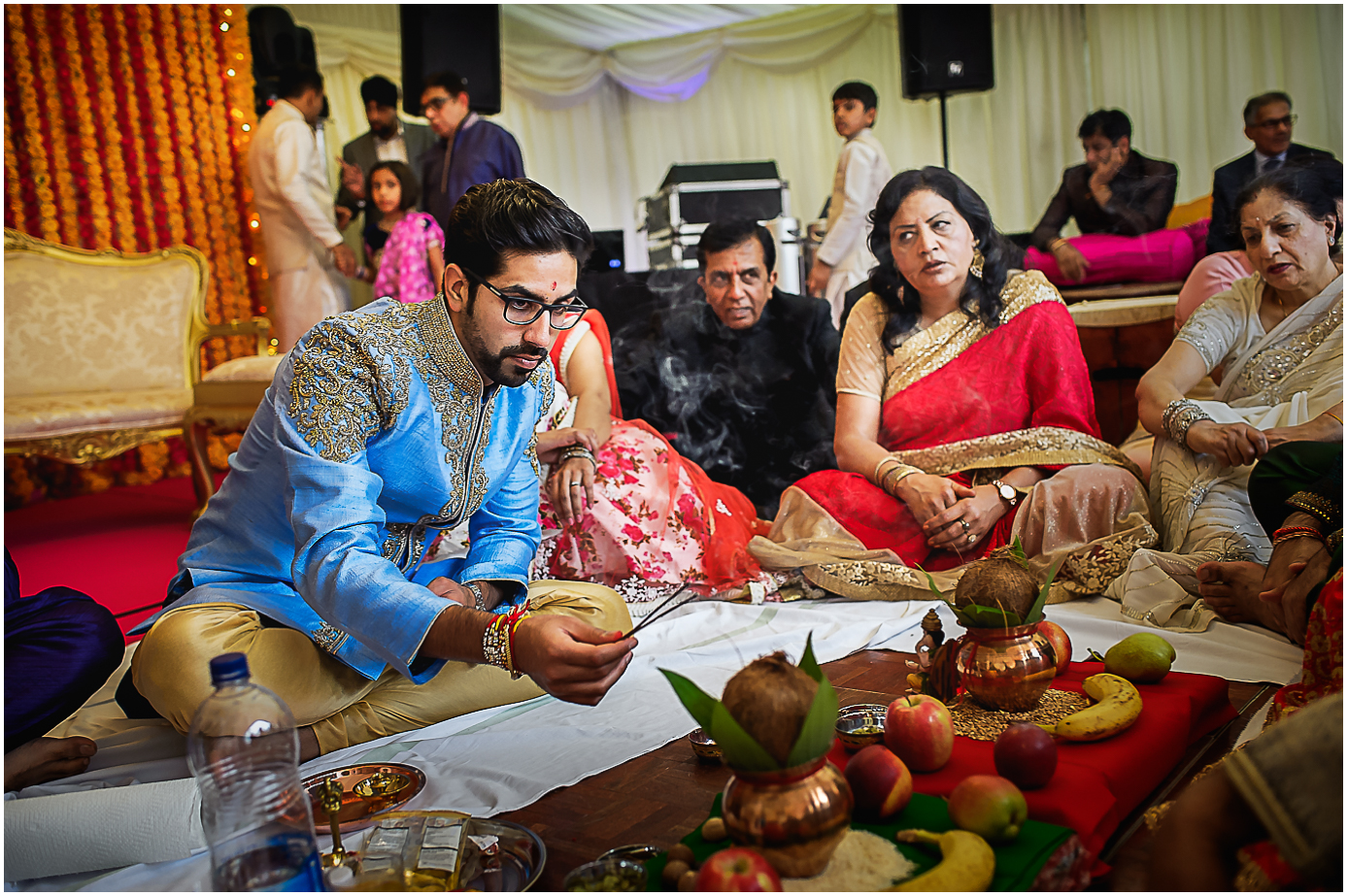 4 - Rahul and Aakrati  Wedding - Indian Wedding Photographer