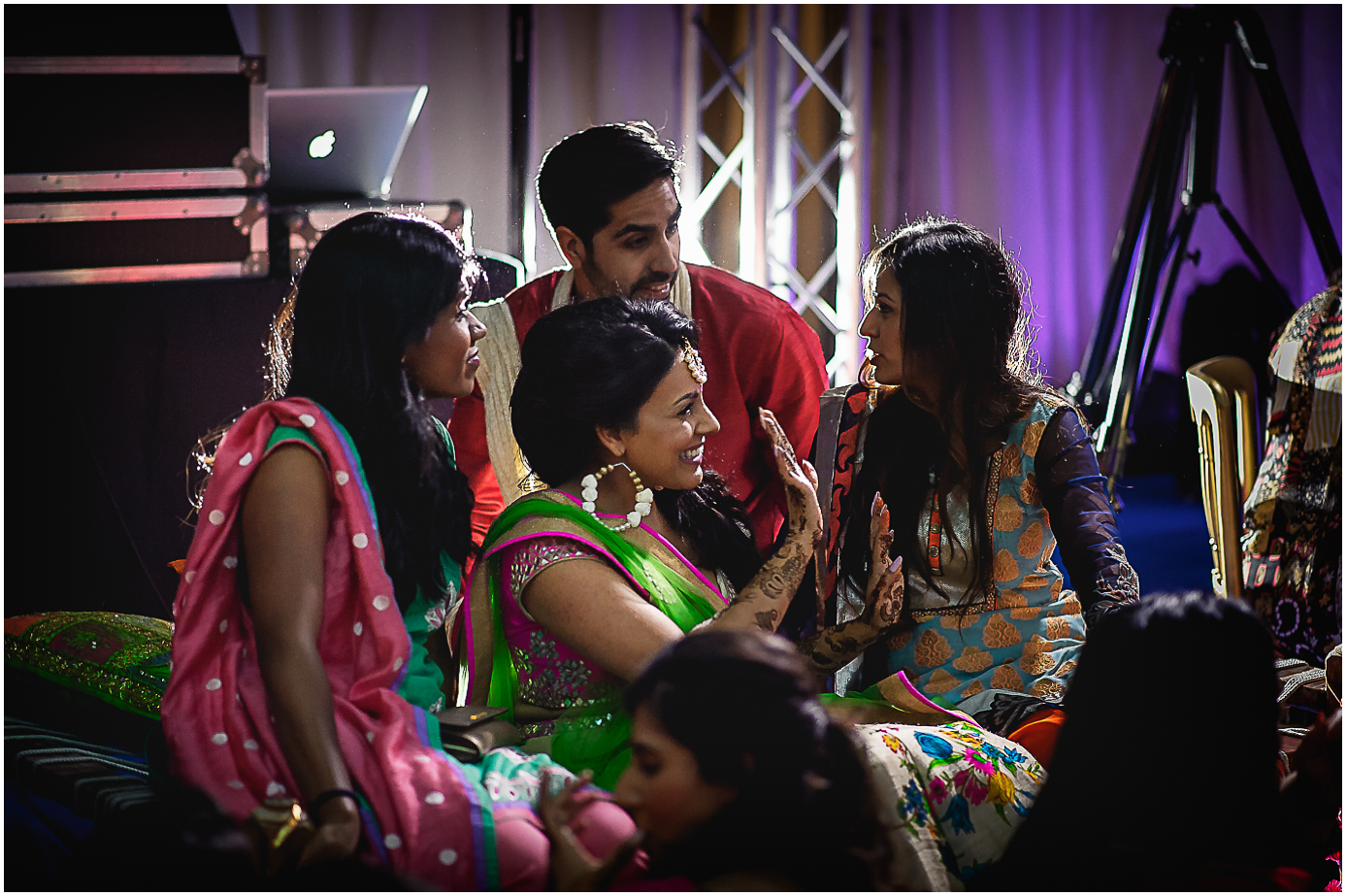 60a - Rahul and Aakrati  Wedding - Indian Wedding Photographer