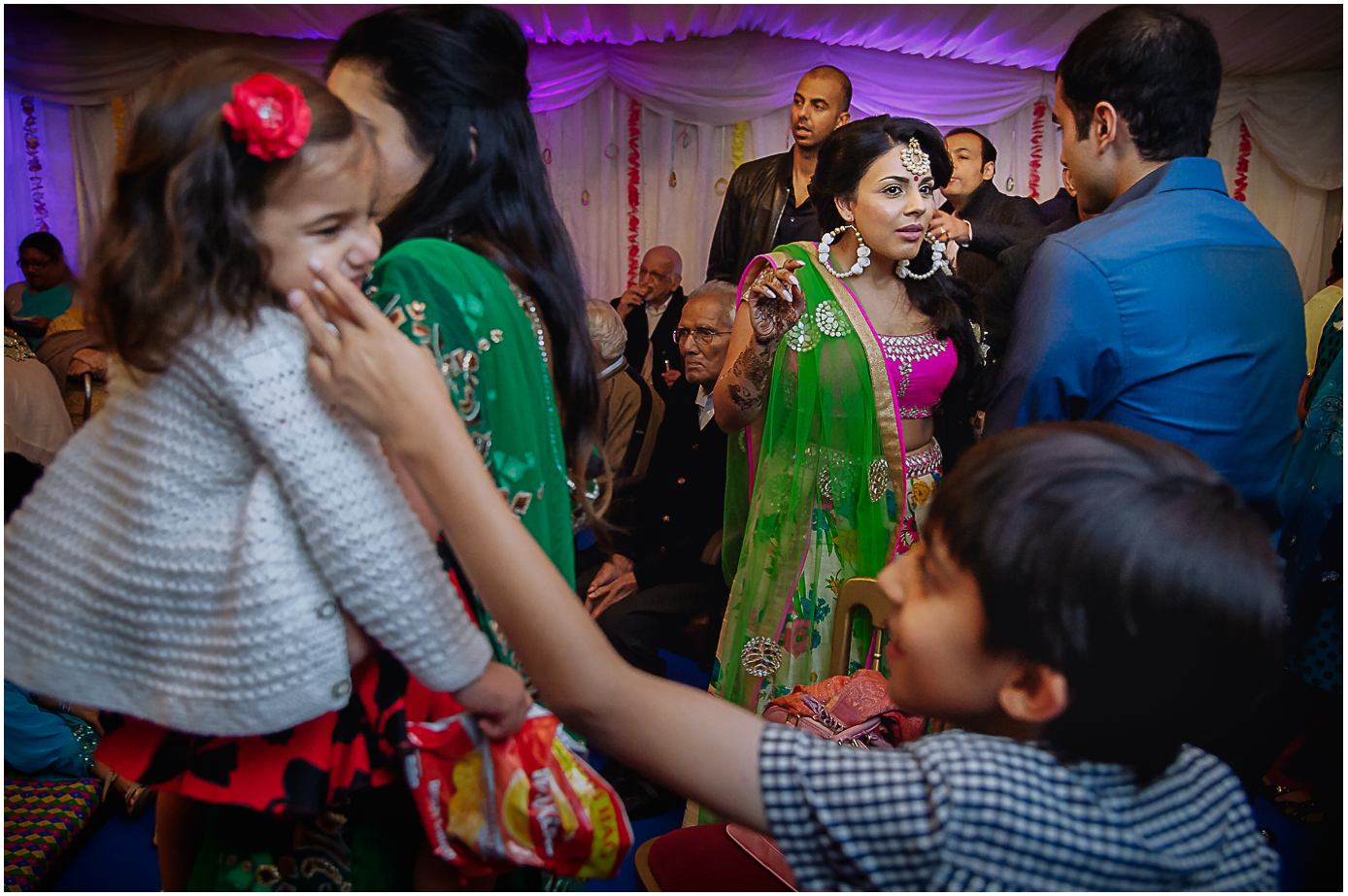 64 - Rahul and Aakrati  Wedding - Indian Wedding Photographer