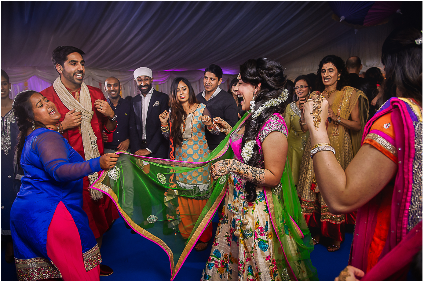74 - Rahul and Aakrati  Wedding - Indian Wedding Photographer