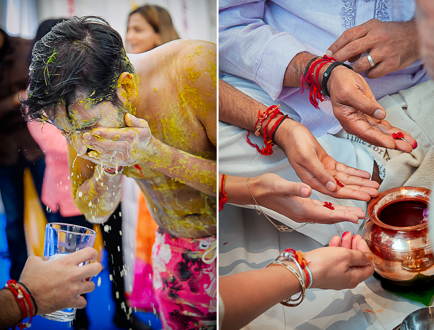 92a - Rahul and Aakrati  Wedding - Indian Wedding Photographer