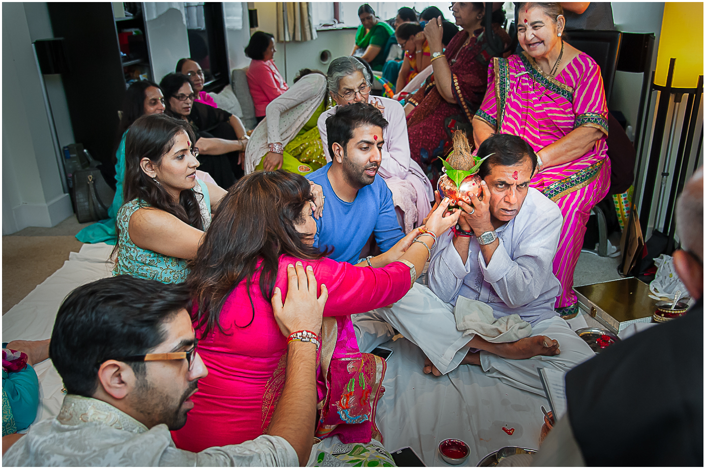 94 - Rahul and Aakrati  Wedding - Indian Wedding Photographer