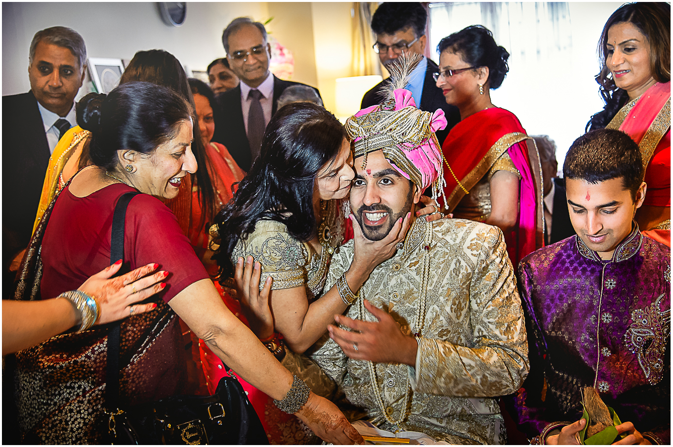 99 - Rahul and Aakrati  Wedding - Indian Wedding Photographer