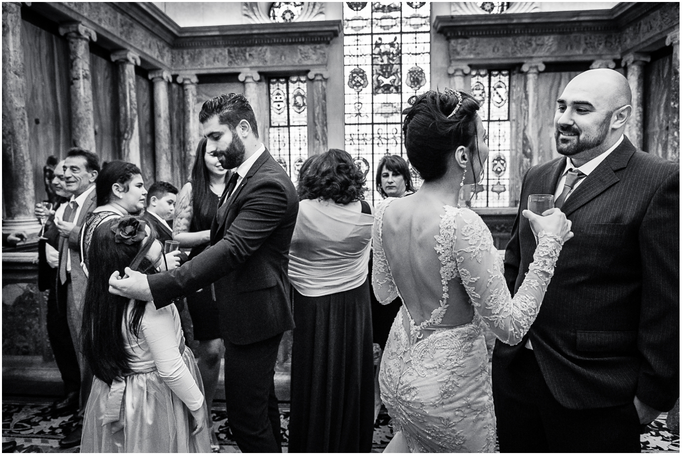 iranian wedding photographer 154 - Drapers Hall London Wedding Photographer