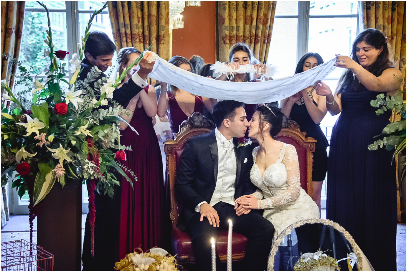 iranian wedding photographer 172 - Drapers Hall London Wedding Photographer