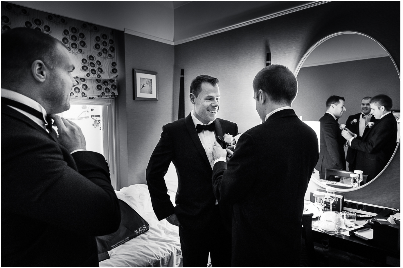 12 - Esmat and Angus - St. Ermin's Hotel London wedding photographer