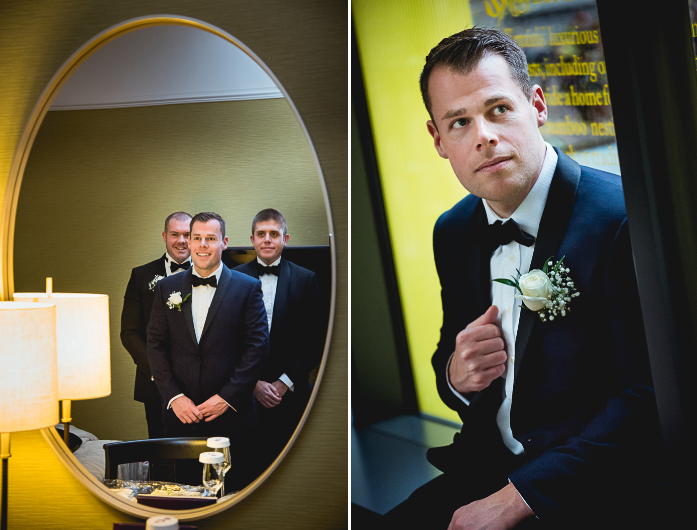 13 - Esmat and Angus - St. Ermin's Hotel London wedding photographer