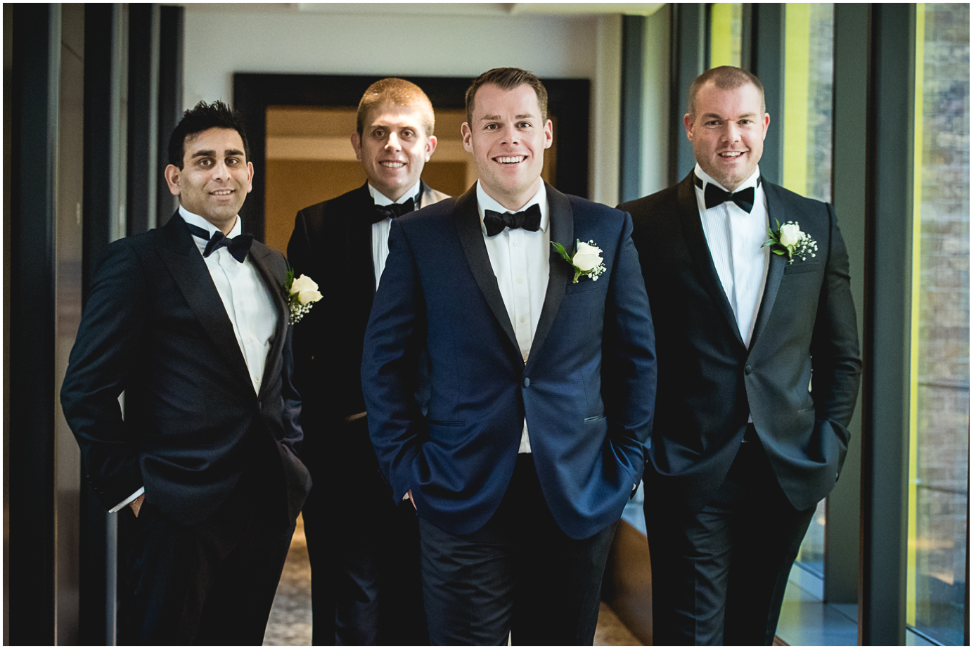 15 - Esmat and Angus - St. Ermin's Hotel London wedding photographer