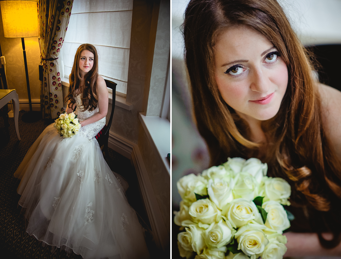 25 - Esmat and Angus - St. Ermin's Hotel London wedding photographer