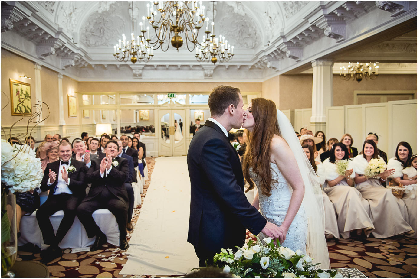 37 - Esmat and Angus - St. Ermin's Hotel London wedding photographer