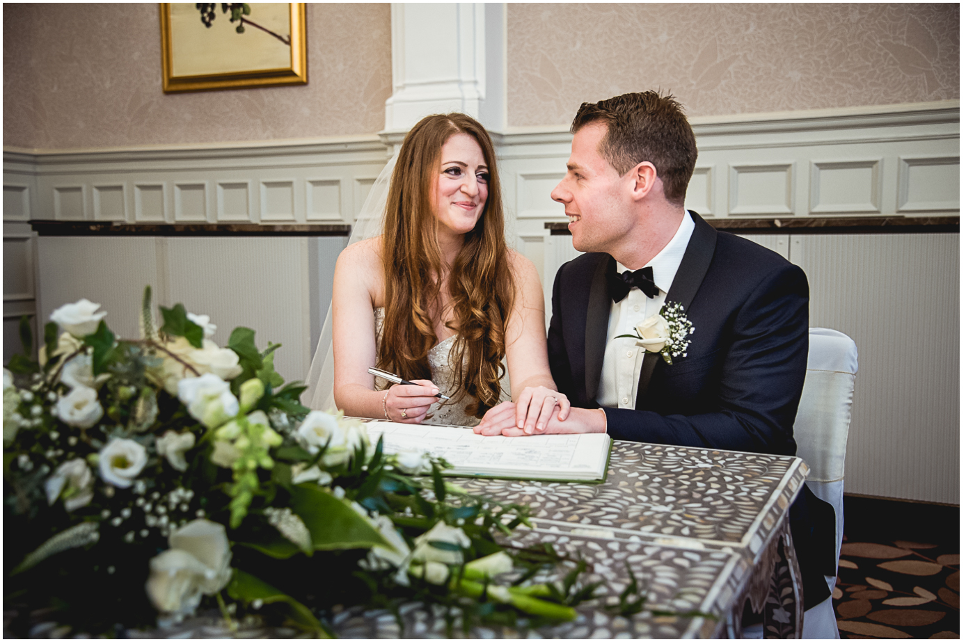 38 - Esmat and Angus - St. Ermin's Hotel London wedding photographer
