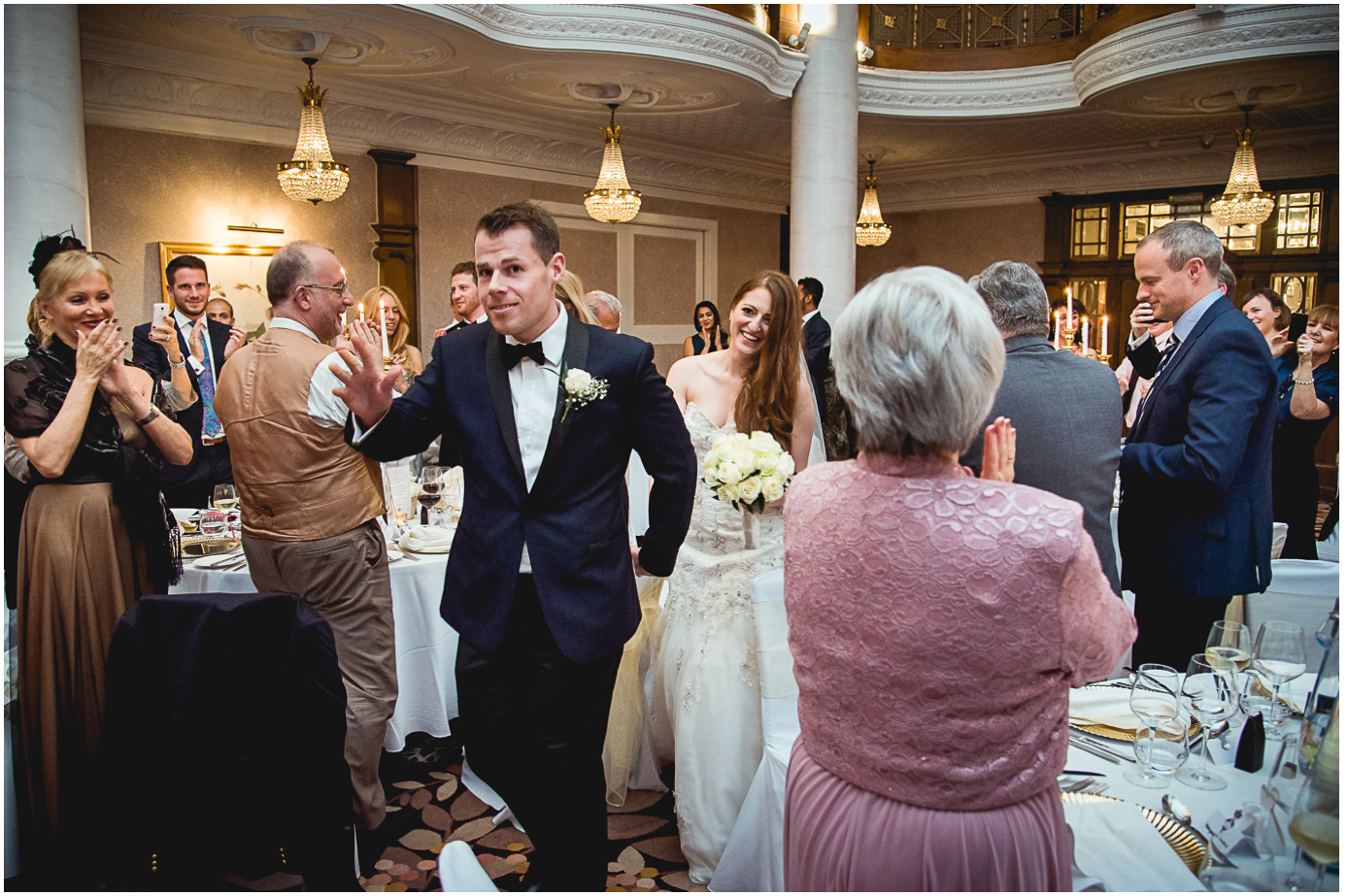 59 - Esmat and Angus - St. Ermin's Hotel London wedding photographer