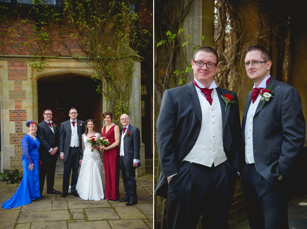 Katy Daren 102 - Putteridge Bury Luton Wedding Photographer Katy & Darren