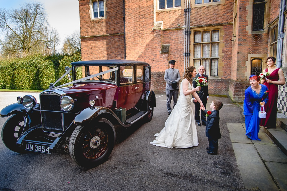 putteridge bury wedding venue main square