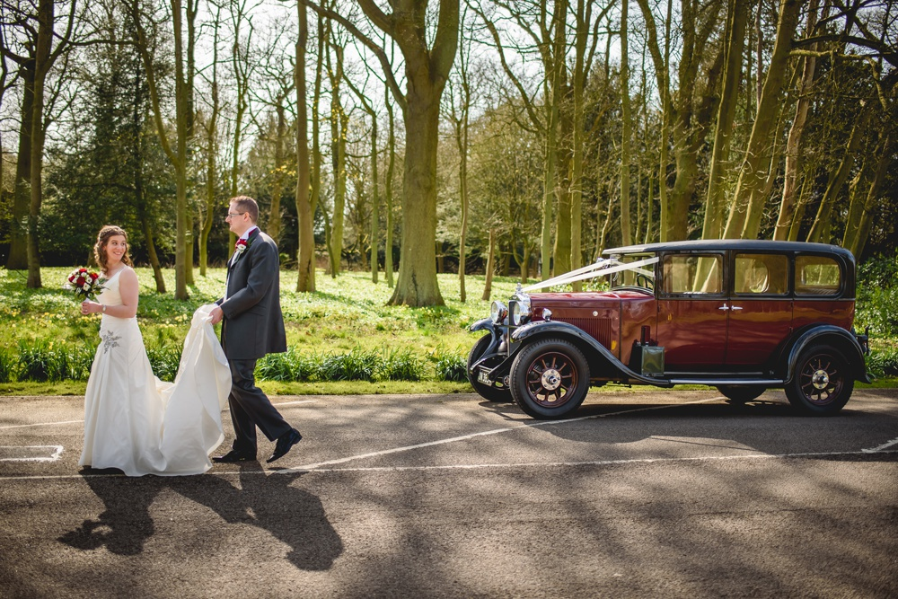 putteridge bury wedding photo session