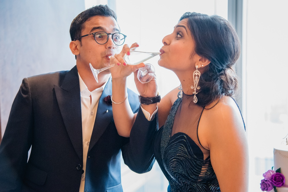 Aakriti Shrish 101 - The Shard Wedding at Shangri-la Wedding
