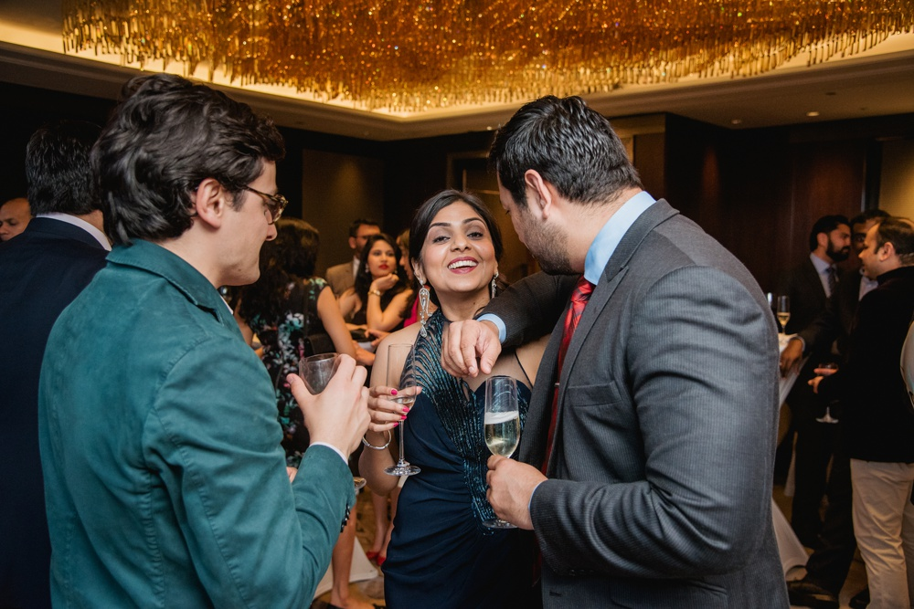 Aakriti Shrish 105 - The Shard Wedding at Shangri-la Wedding