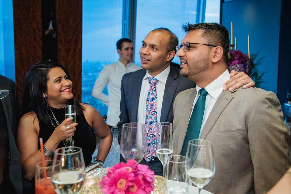 Aakriti Shrish 107 - The Shard Wedding at Shangri-la Wedding