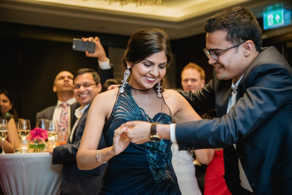 Aakriti Shrish 110 - The Shard Wedding at Shangri-la Wedding
