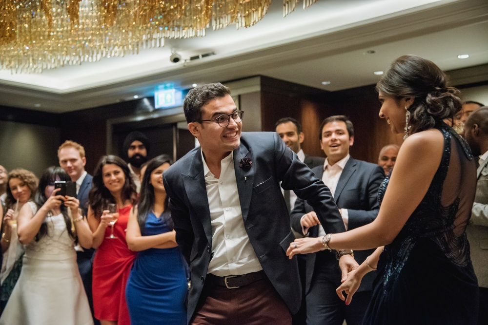 Aakriti Shrish 111 - The Shard Wedding at Shangri-la Wedding