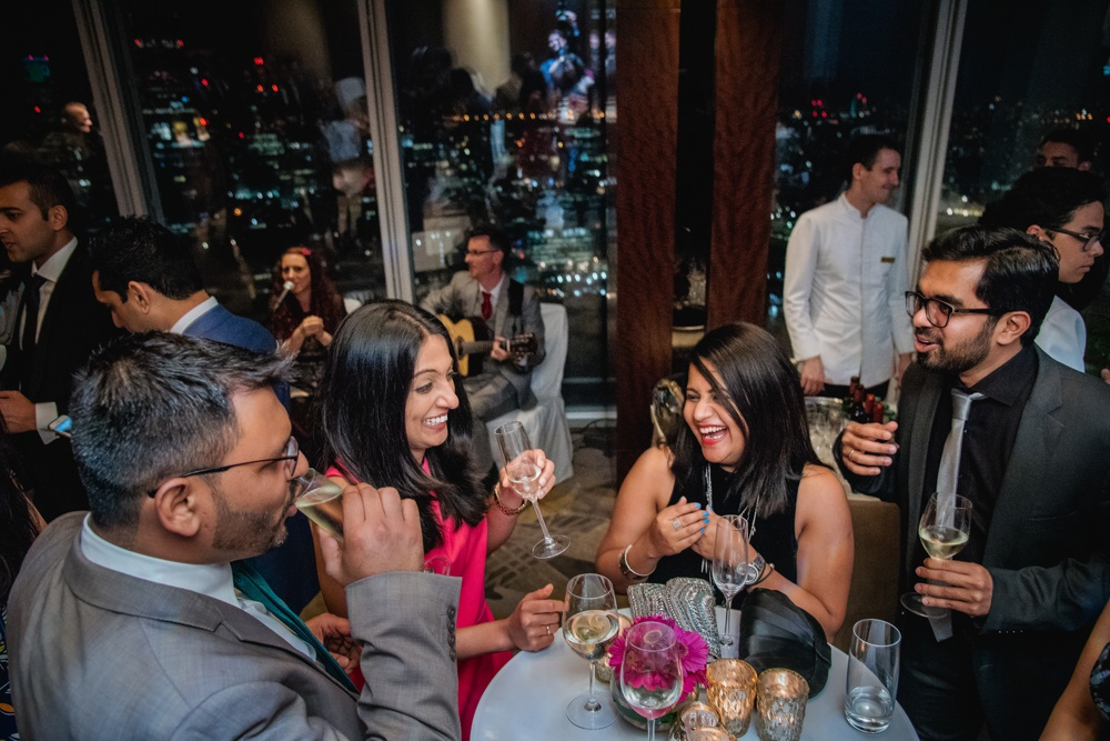 Aakriti Shrish 115 - The Shard Wedding at Shangri-la Wedding