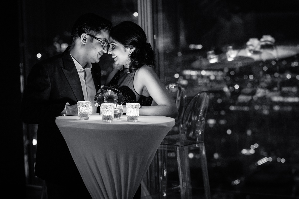 Aakriti Shrish 129 - The Shard Wedding at Shangri-la Wedding