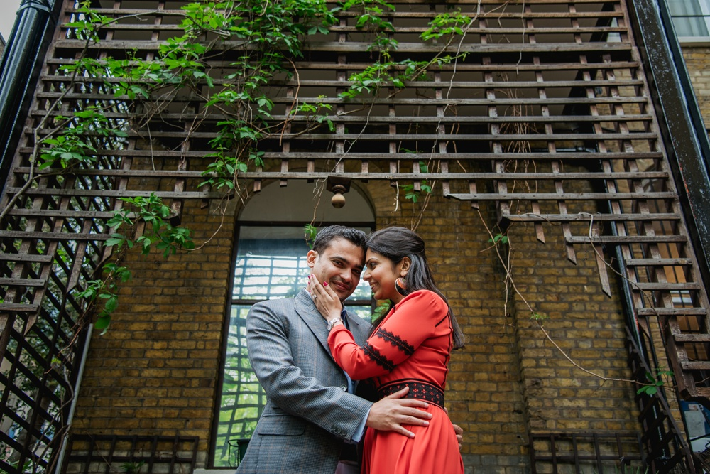 Aakriti Shrish 30 - The Shard Wedding at Shangri-la Wedding