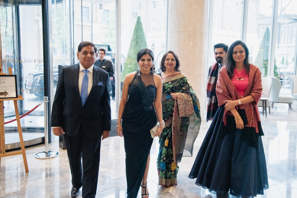 Aakriti Shrish 39 - The Shard Wedding at Shangri-la Wedding