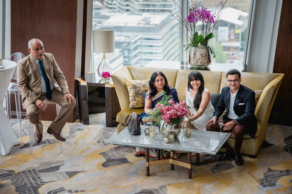 Aakriti Shrish 41 - The Shard Wedding at Shangri-la Wedding