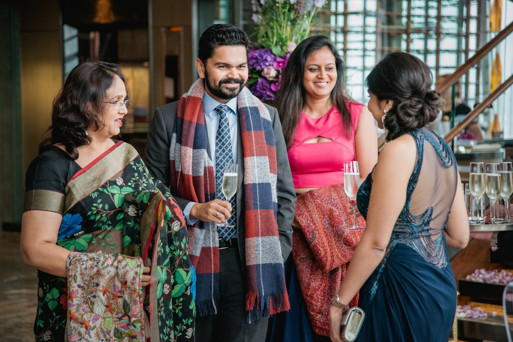 Aakriti Shrish 43 - The Shard Wedding at Shangri-la Wedding