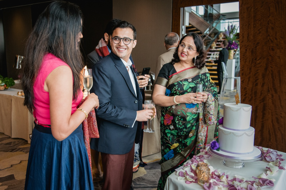 Aakriti Shrish 46 - The Shard Wedding at Shangri-la Wedding