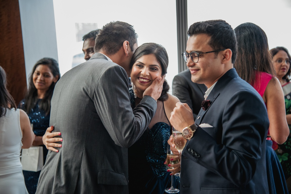 Aakriti Shrish 57 - The Shard Wedding at Shangri-la Wedding