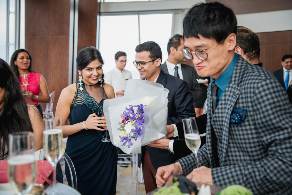 Aakriti Shrish 61 - The Shard Wedding at Shangri-la Wedding